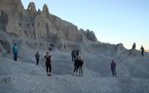 Learning What the Badlands Really Are
